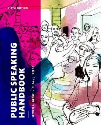 9780134126906-0134126904-Public Speaking Handbook Plus NEW MyLab Communication for Public Speaking -- Access Card Package (5th Edition)