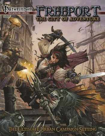 9781934547564-1934547565-Freeport: The City of Adventure for the Pathfinder RPG (Pathfinder for the Roleplaying Game)