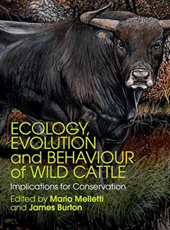9781107036642-110703664X-Ecology, Evolution and Behaviour of Wild Cattle (Implications for Conservation)