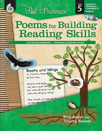 9781425802394-1425802397-Poems for Building Reading Skills: The Poet and the Professor (5th Grade Poetry Lessons)