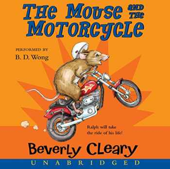 9780061284267-0061284262-The Mouse and the Motorcycle CD (Ralph S. Mouse)