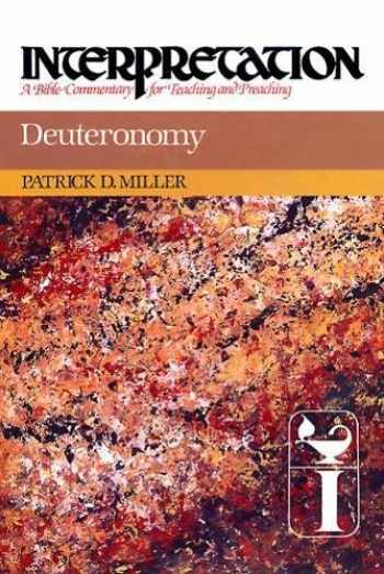 9780804231053-0804231052-Deuteronomy: Interpretation: A Bible Commentary for Teaching and Preaching