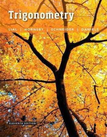9780134307008-0134307003-Trigonometry plus MyLab Math with Pearson eText -- 24-Month Access Card Package (11th Edition)