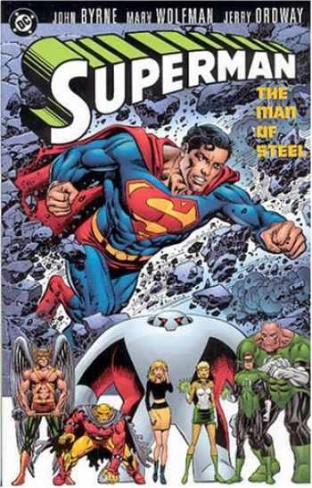 9781401202460-1401202462-Superman: The Man of Steel, Vol. 3