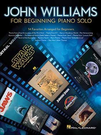 9781495073359-1495073351-John Williams for Beginning Piano Solo