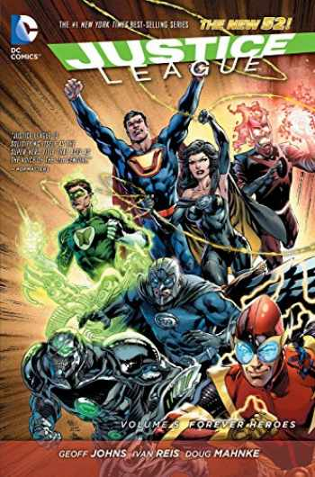 9781401254193-1401254195-Justice League Vol. 5: Forever Heroes (The New 52) (Justice League: the New 52)