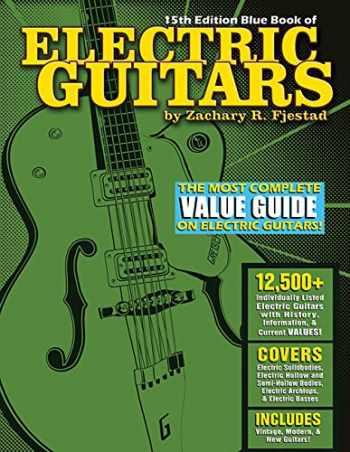 9781936120567-1936120569-Blue Book of Electric Guitars