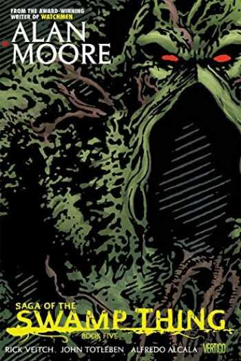 9781401230968-1401230962-Saga of the Swamp Thing Book Five