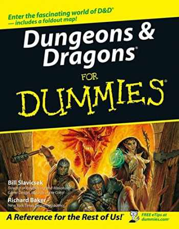 9780764584596-0764584596-Dungeons & Dragons For Dummies