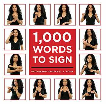 9781911163527-1911163523-1,000 Words to Sign