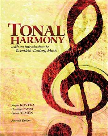 9780077410179-0077410173-Bound for Workbook for Tonal Harmony