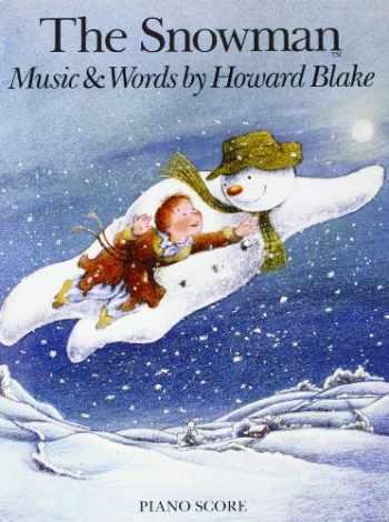 9781849385602-1849385602-The Snowman: Vocal/Piano Score