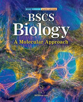 9780078664274-0078664276-BSCS Biology: A Molecular Approach, Student Edition