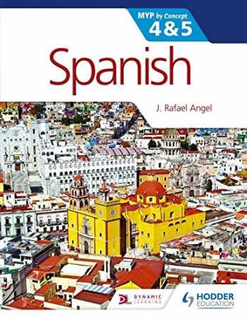 9781471841880-147184188X-Spanish for the IB MYP 4 & 5 (Phases 3-5): By Concept (MYP by Concept)