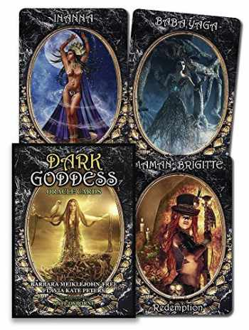 9780738758862-0738758868-Dark Goddess Oracle Cards