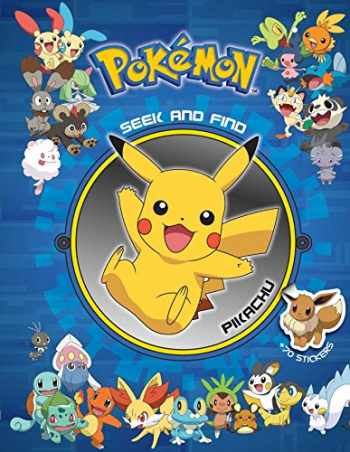9781421598130-1421598132-Pokémon Seek and Find - Pikachu (Pokemon Seek and Find)