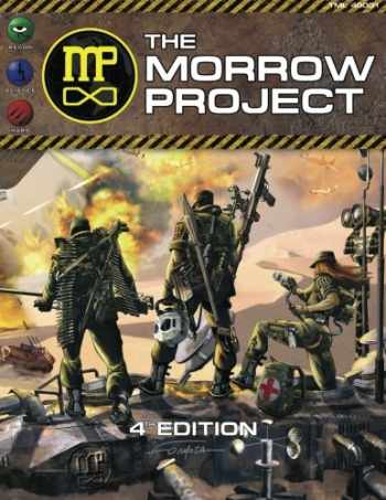 9780976604341-0976604345-The Morrow Project 4th Edition: Science Fiction Role-play in a Post-Apocalyptic World