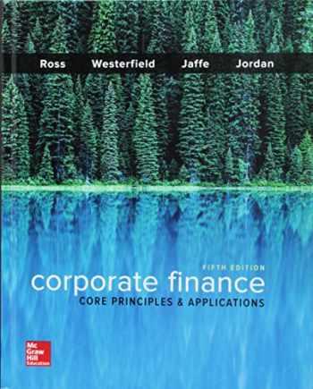 9781260044324-1260044327-GEN COMBO CORPORATE FINANCE:CORE PRINCIPLES & APPLICATIONS;  CONNECT ACCESS CARD
