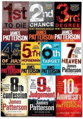 9789526528281-952652828X-Womens Murder Club Collection By James Patterson 10 Books Set (Books 1 To 10)
