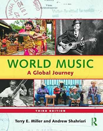 9780415808231-0415808235-World Music: A Global Journey - Paperback & CD Set Value Pack