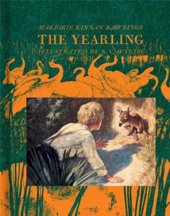 9781442482098-1442482095-The Yearling (Scribner Classics)