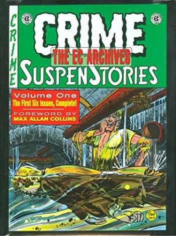 9781888472745-188847274X-Crime Suspenstories, Vol. 1 (EC Archives) (v. 1)
