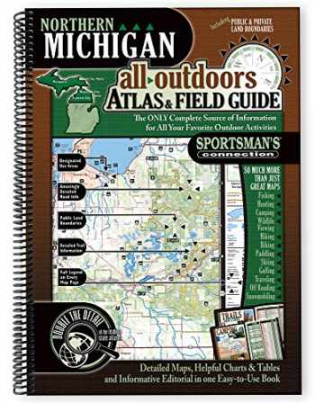 9781885010735-1885010737-Northern Michigan All-Outdoors Atlas & Field Guide