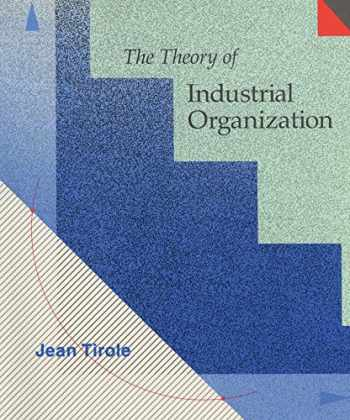 9780262200714-0262200716-The Theory of Industrial Organization (The MIT Press)