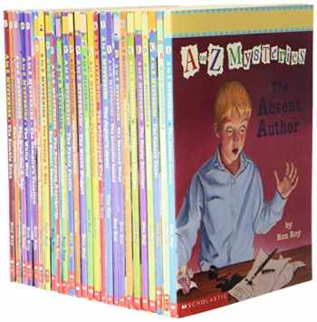 9780439867788-0439867789-A to Z Mysteries (26 Book Set)