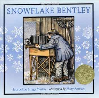 9780395861622-0395861624-Snowflake Bentley (Caldecott Medal Book)