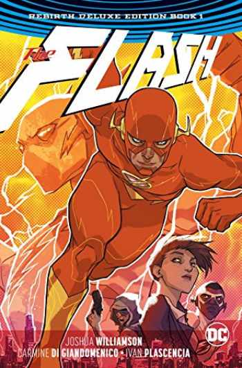 9781401271589-1401271588-The Flash: The Rebirth Deluxe Edition Book 1