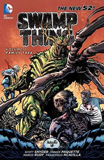 9781401238438-1401238432-Swamp Thing Vol. 2: Family Tree