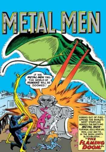 9781401215590-1401215599-Showcase Presents: Metal Men, Vol. 1