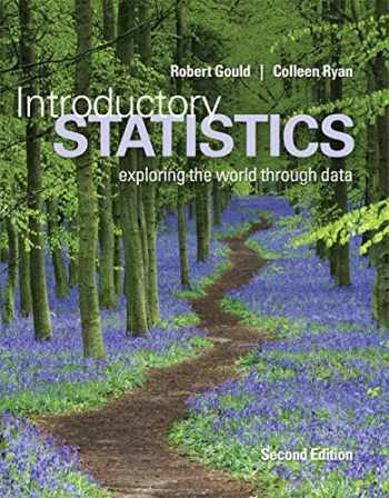 9780133956504-0133956504-Introductory Statistics Plus MyLab Statistics with Pearson eText -- Access Card Package (2nd Edition)