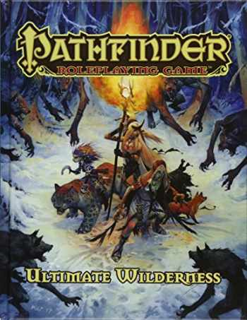 9781601259868-1601259867-Pathfinder Roleplaying Game: Ultimate Wilderness