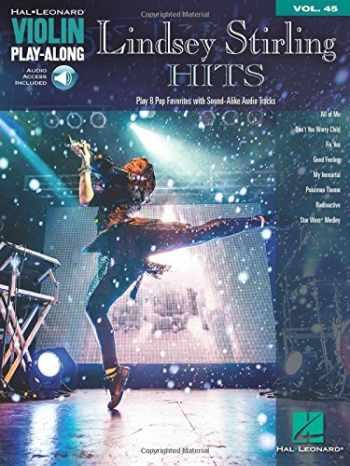 9781480360662-148036066X-Lindsey Stirling Hits Violin Play-Along Vol. 45 Book Audio Online (Hal Leonard Violin Play-along)