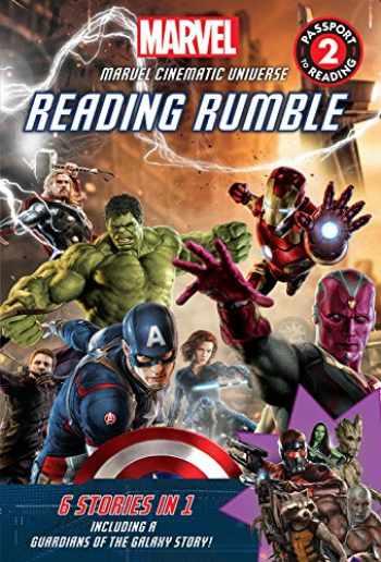 9780316271479-0316271470-Marvel's Avengers: Reading Rumble (Passport to Reading)