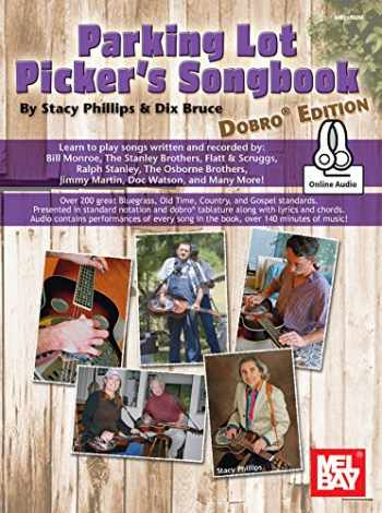 9780786688555-0786688556-Parking Lot Picker's Songbook - Dobro