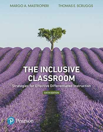 9780134492940-0134492943-The Inclusive Classroom: Strategies for Effective Differentiated Instruction, plus MyLab Education with Enhanced Pearson eText, Loose-Leaf Version -- ... Edition) (What's New in Special Education)