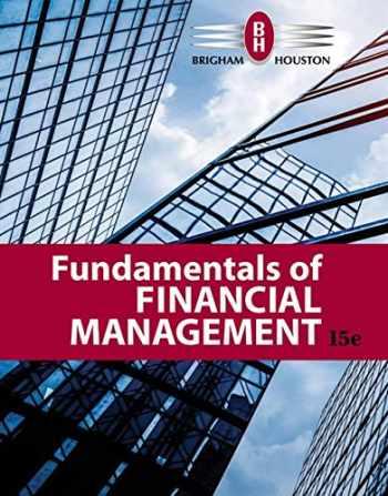 9781337395250-1337395250-Fundamentals of Financial Management