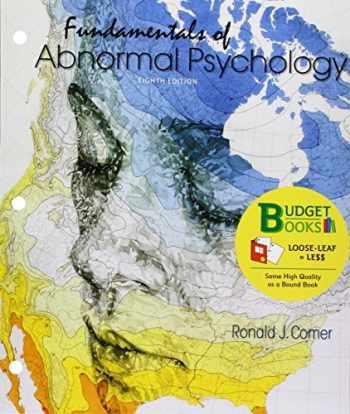 9781464177002-1464177007-Loose-Leaf Version for Fundamentals of Abnormal Psychology