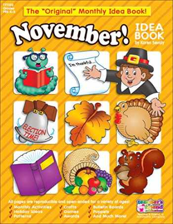 9780439503792-0439503795-November Monthly Idea Book
