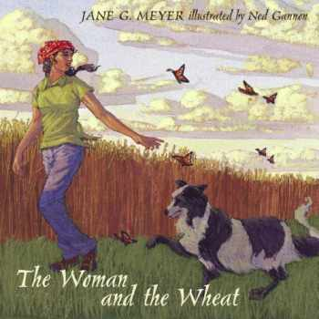 9780881410594-0881410594-The Woman and the Wheat