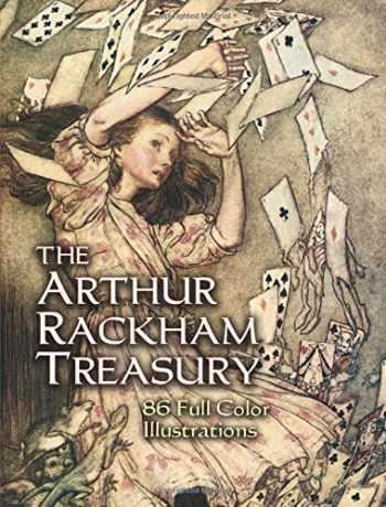 9780486446851-0486446859-The Arthur Rackham Treasury: 86 Full-Color Illustrations (Dover Fine Art, History of Art)