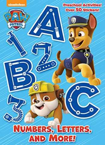 9781524769307-1524769304-Numbers, Letters, and More! (PAW Patrol)