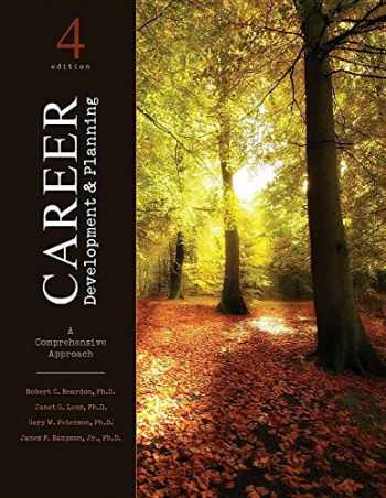 9781465200068-1465200061-Career Development and Planning: A Comprehensive Approach
