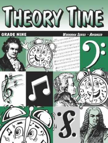 9781890348090-1890348090-Theory Time: Workbook Series - Advanced Grade Nine