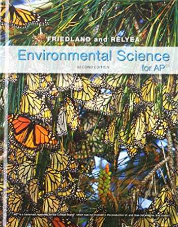 9781464108686-1464108684-Environmental Science for AP