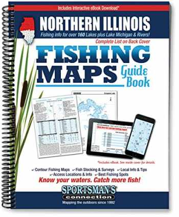 9781885010346-1885010346-Northern Illinois Fishing Map Guide