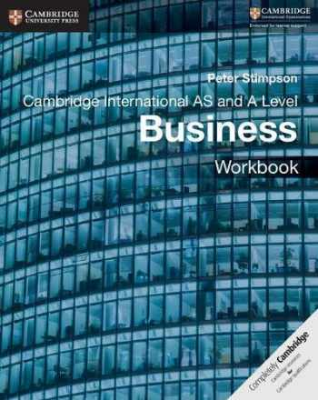 9781108401579-1108401570-Cambridge International AS and A Level Business Workbook